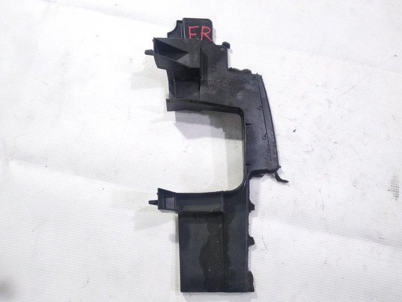 Защита радиатора Toyota Passo Sette M502E 3SZFE 2009 передняя правая
