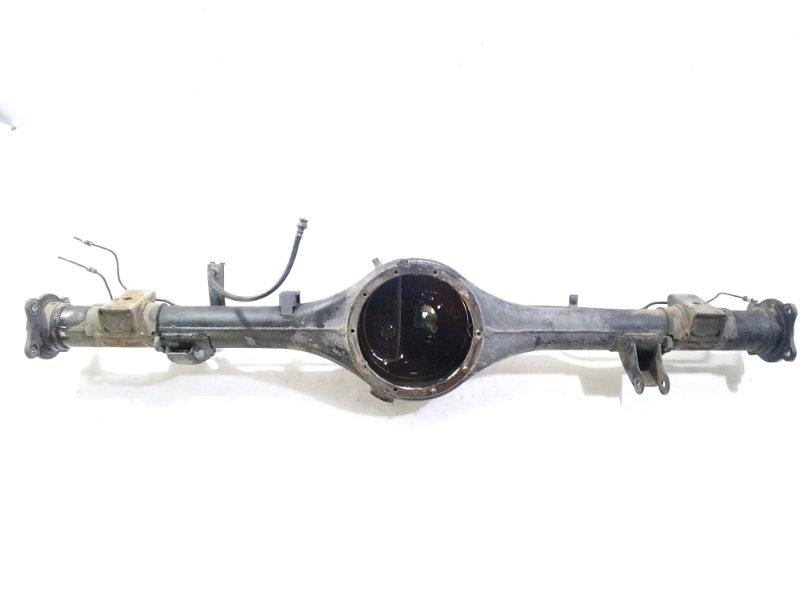 Чулок моста Mazda Proceed Marvie UVL6R WLT 1996 задний