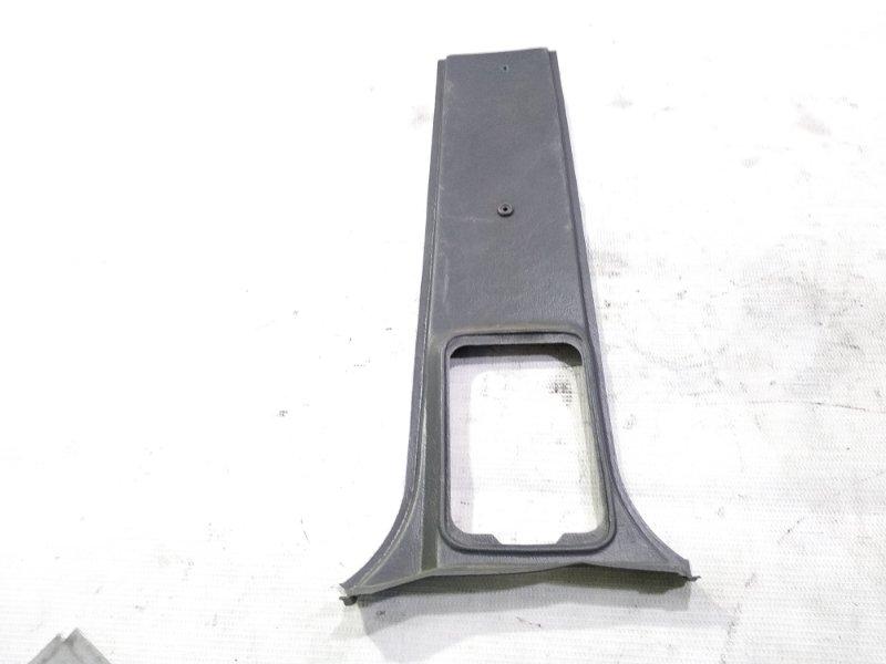 Обшивка стойки кузова Mazda Proceed Marvie UVL6R WLT 1996 передняя правая