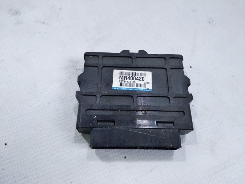 Блок управления abs электронный Mitsubishi Pajero V63W 6G74GDI 2000