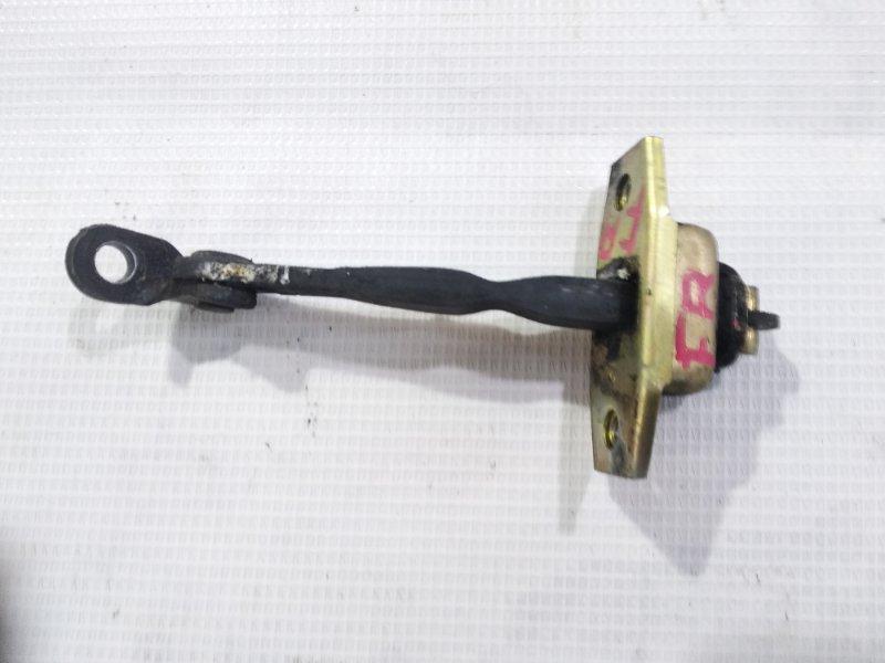 Ограничитель двери Toyota Rav4 SXA10G 3SFE 1994 передний правый