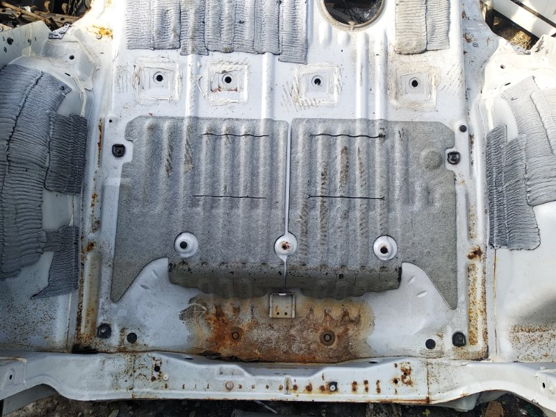 Тазик железный Toyota Rush J200 3SZVE 2006 задний