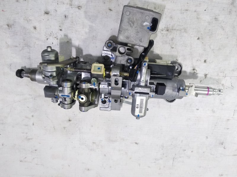 Рулевая колонка Toyota Crown Athlete GRS200 4GRFSE 2010 передняя правая