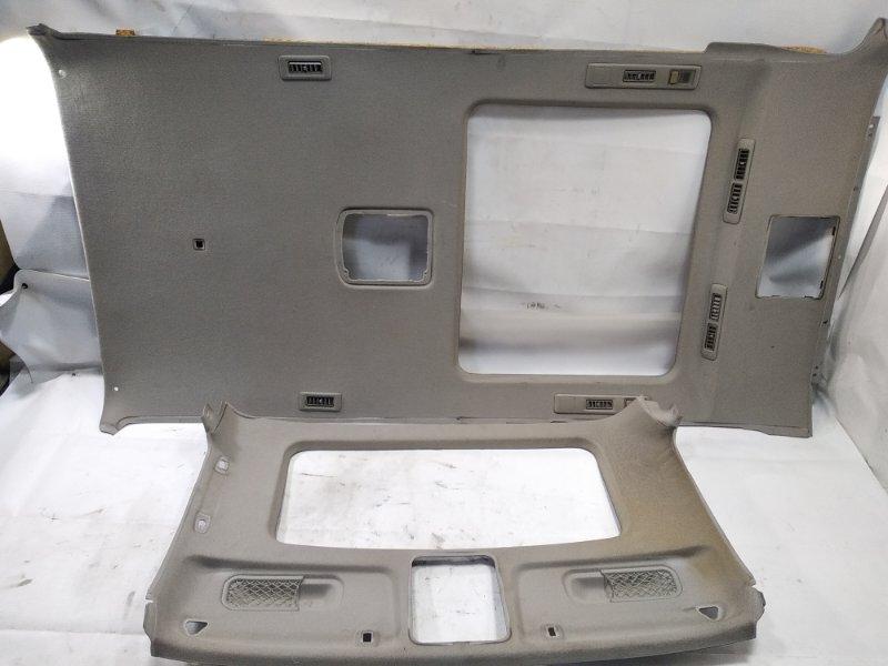 Обшивка потолка Nissan Elgrand AVWE50 QD32ETI 1999