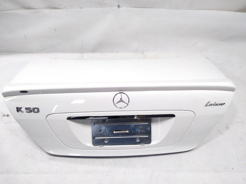 Спойлер Mercedes-Benz S-Class WDB220 113960 1998
