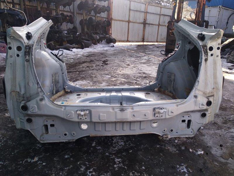 Тазик железный Toyota Prius ZVW50 2ZRFXE 2015 задний