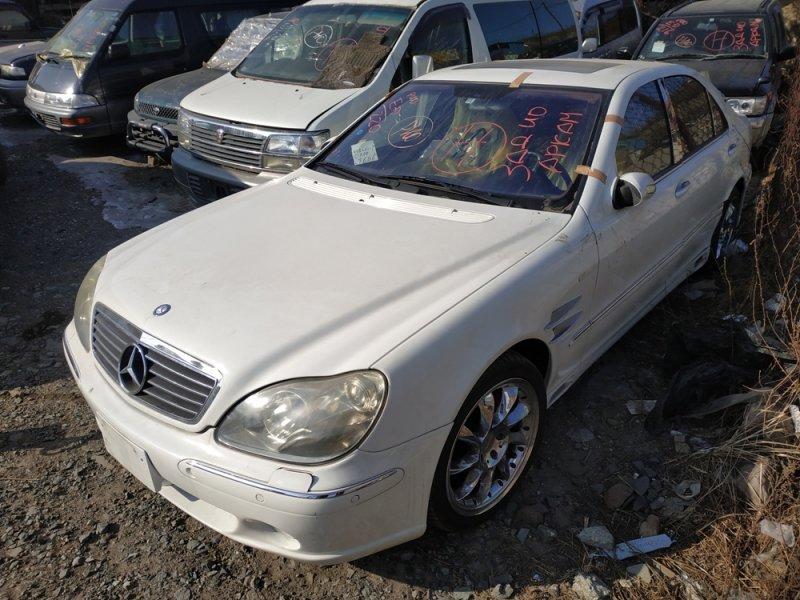 Капот Mercedes-Benz S-Class WDB220 113960 1998