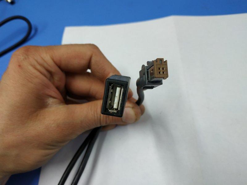 Usb кабель Honda Fit GP1 LDA 2012