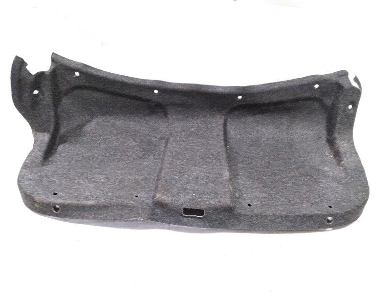 Обшивка крышки багажника Nissan Bluebird Sylphy KG11 MR20DE 2005 задняя