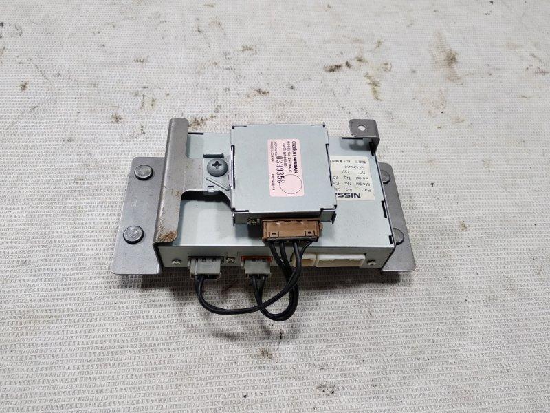 Электронный блок Nissan Dualis J10 MR20DE 07.2007