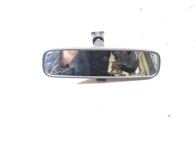Зеркало заднего вида Nissan Dualis J10 MR20DE 07.2007