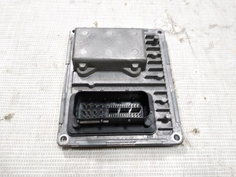 Блок управления автоматом Honda Vezel RU1 LEB 2013 передний
