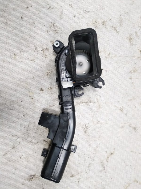 Мотор охлаждения батареи Honda Shuttle RU1 LEB 2013 задний