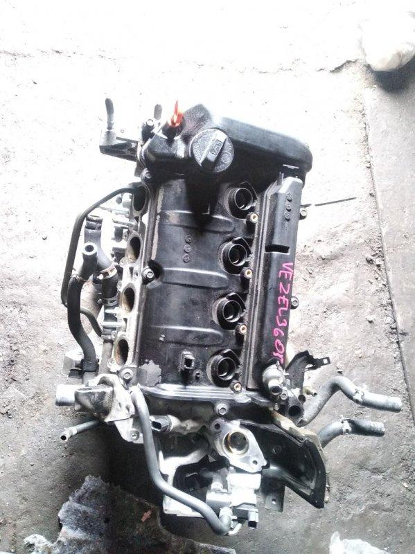 Двигатель Honda Vezel RU3 LEB 2013 передний