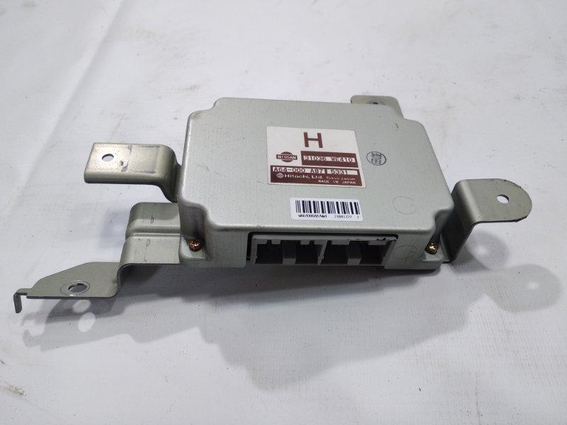 Блок управления автоматом Nissan Ad VFY11 QG18DE 2005