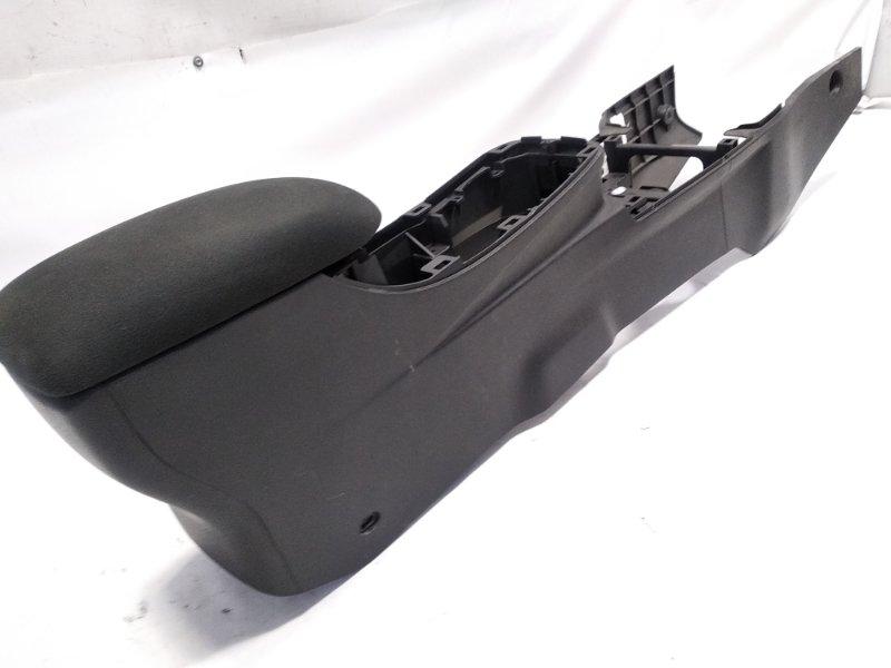 Бардачок между сиденьями Nissan Leaf AZE0 EM57 2013 передний