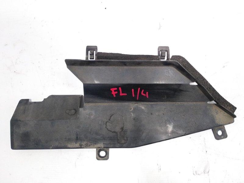 Защита радиатора Nissan Leaf AZE0 EM57 2013 передняя левая