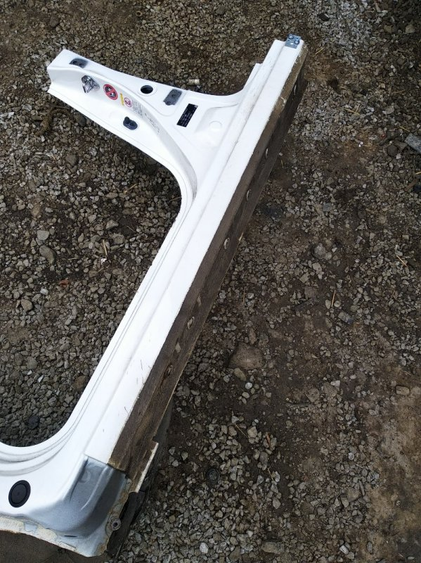 Порог кузова Honda Grace GM4 LEB 2014 передний левый