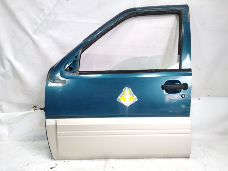 Дверь Nissan Mistral R20 TD27T 1996 передняя левая