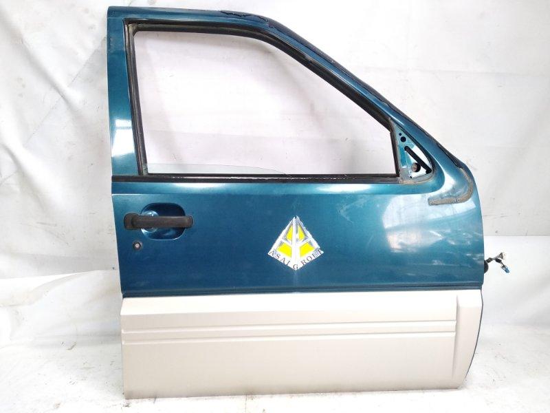 Дверь Nissan Mistral R20 TD27T 1996 передняя правая
