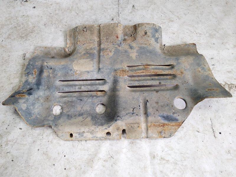 Защита двигателя Nissan Mistral R20 TD27T 1996 передняя