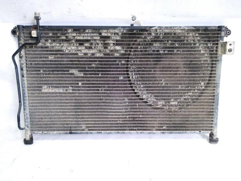 Радиатор кондиционера Nissan Mistral R20 TD27T 1996 передний