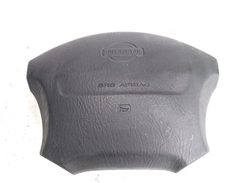Airbag на руль Nissan Mistral R20 TD27T 1996 передний правый