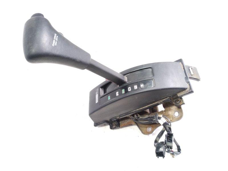 Селектор акпп Nissan Mistral R20 TD27T 1996 передний