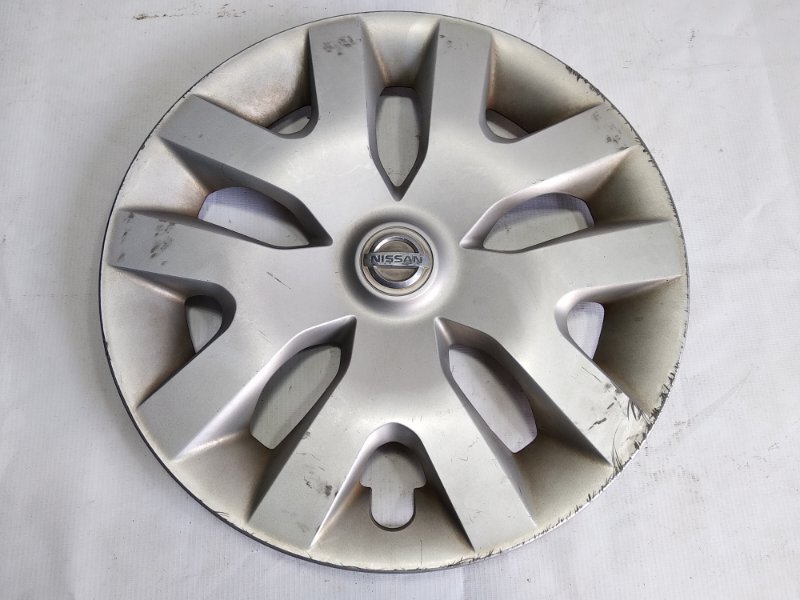 Колпаки на колеса Nissan Juke YF15 HR15DE 2011