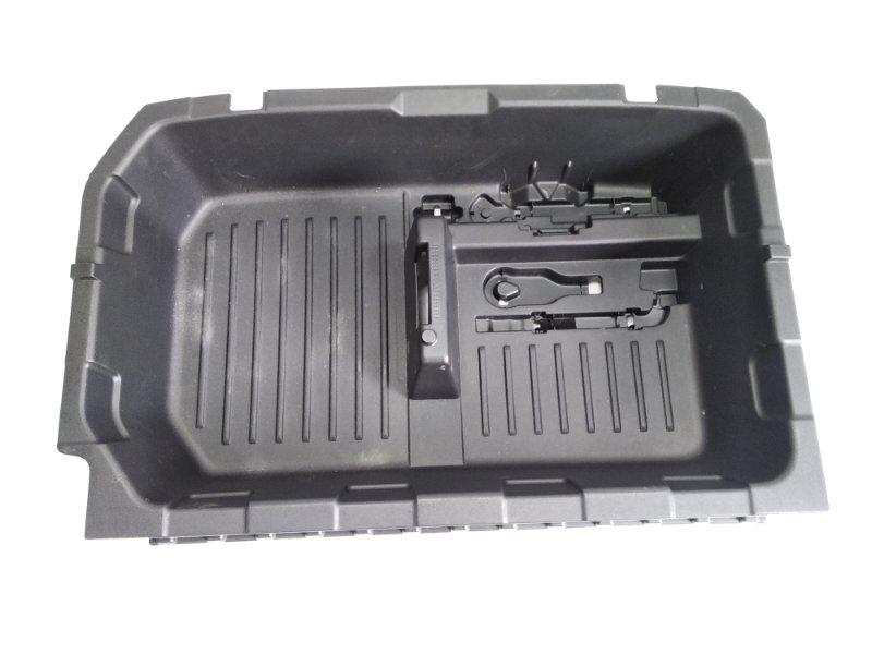 Ванночка в багажник Nissan Juke YF15 HR15DE 2011 задняя