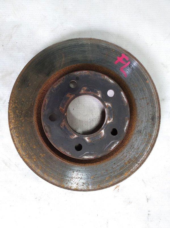 Тормозной диск Nissan Juke YF15 HR15DE 2011 передний левый