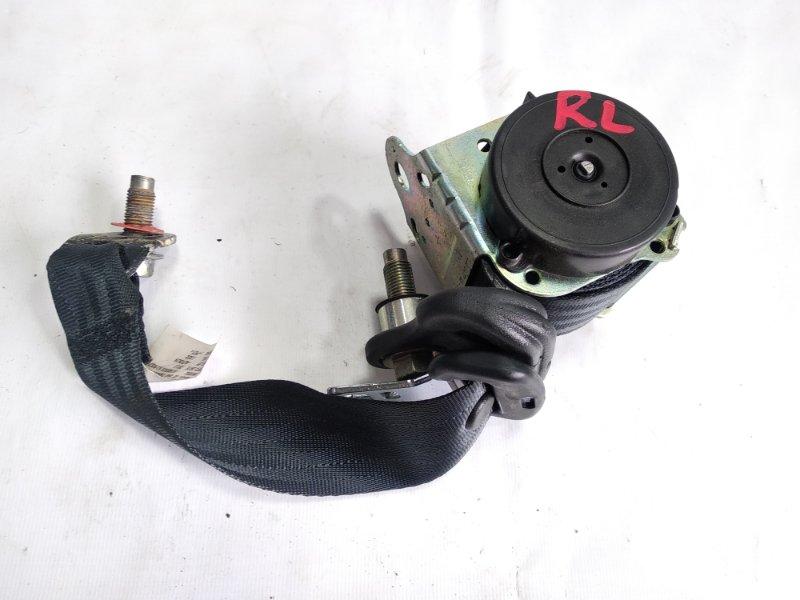 Ремень безопасности Nissan Juke YF15 HR15DE 2011 задний левый
