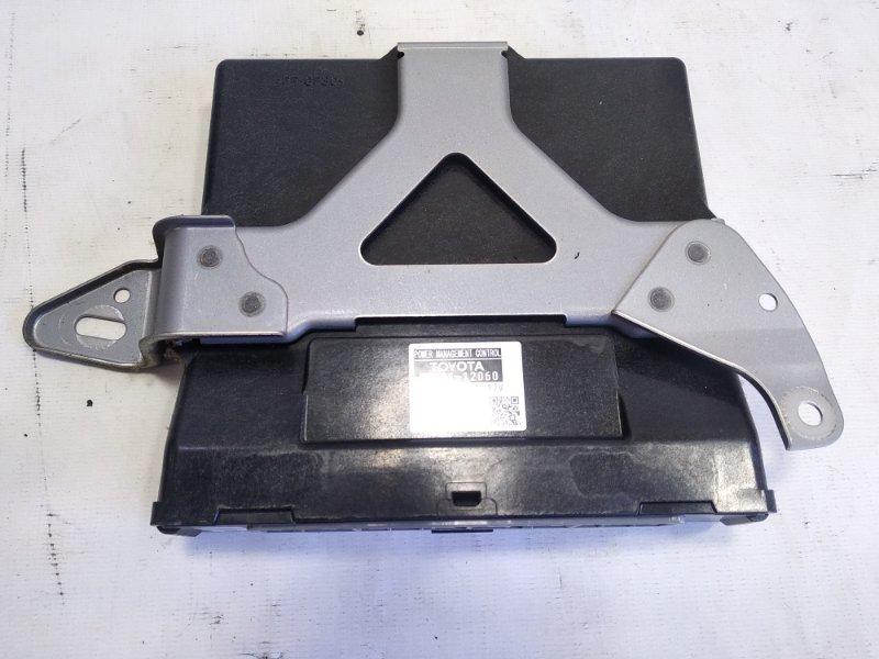 Блок упр. зарядкой аккумулятора Toyota Corolla Fielder NKE165 1NZFXE 2015 передний