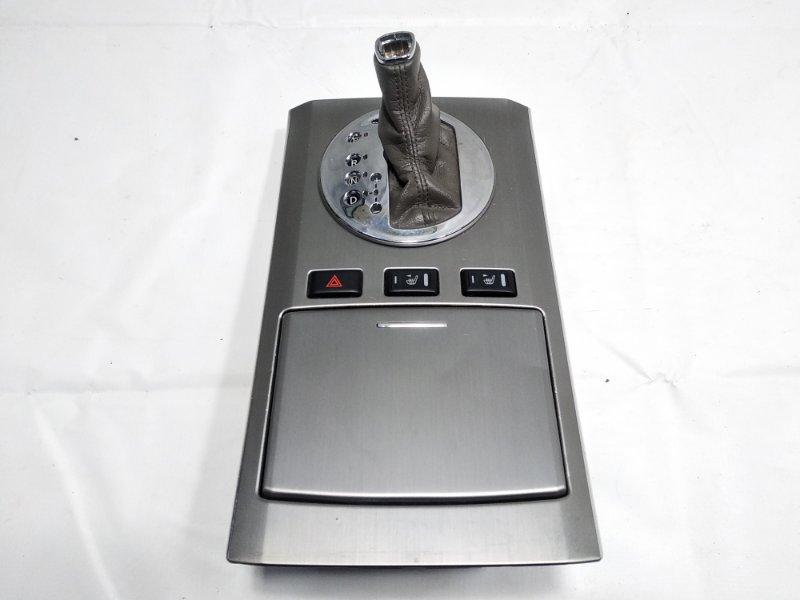 Консоль автомата Infiniti Fx35 S50 VQ35DE 2007 передний