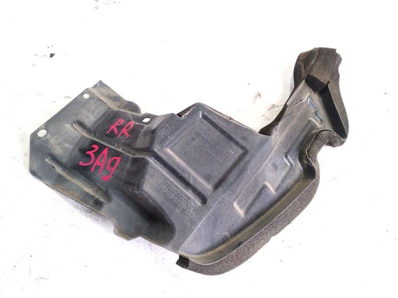 Защита бампера Infiniti Fx35 S50 VQ35DE 2007 задняя правая
