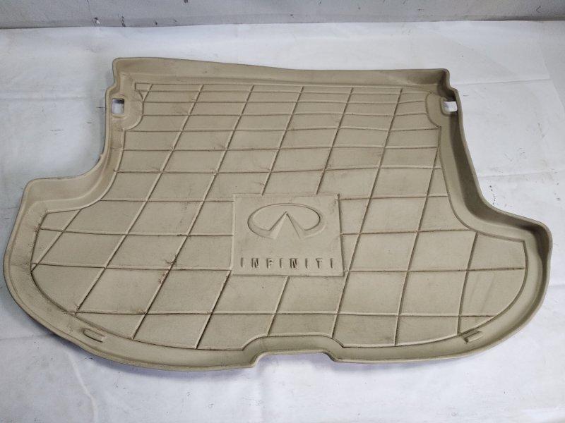 Коврик багажника Infiniti Fx35 S50 VQ35DE 2007 задний