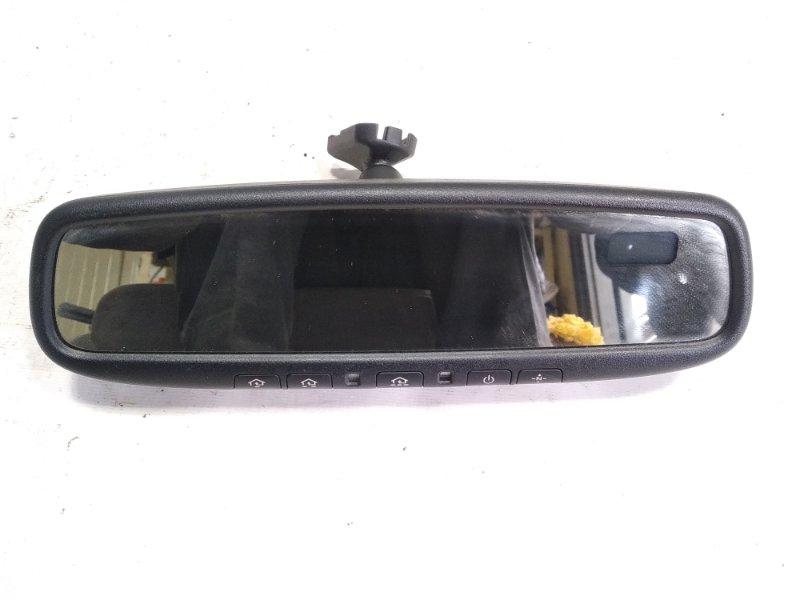 Зеркало заднего вида Infiniti Fx35 S50 VQ35DE 2007 переднее