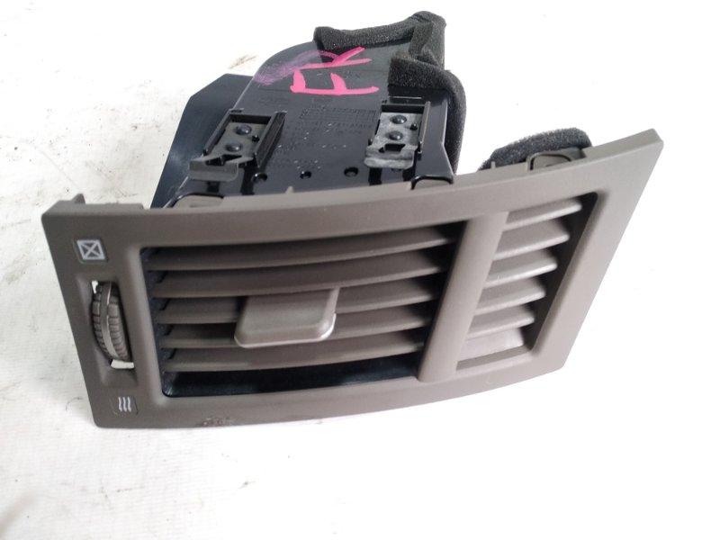 Дуйка Infiniti Fx35 S50 VQ35DE 2007 передняя правая