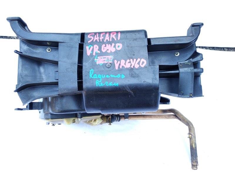Печка Nissan Safari FGY60 TD42 передняя