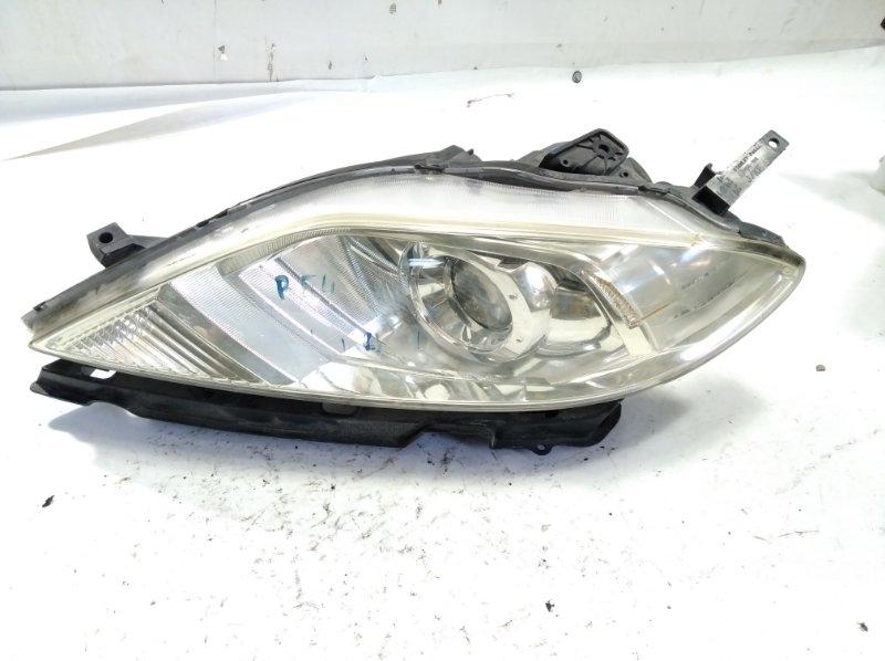 Фара Honda Edix BE1 K20A передняя левая
