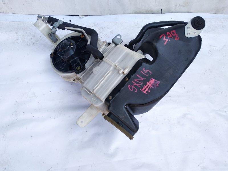 Мотор печки Toyota Gaia SXM10 задний