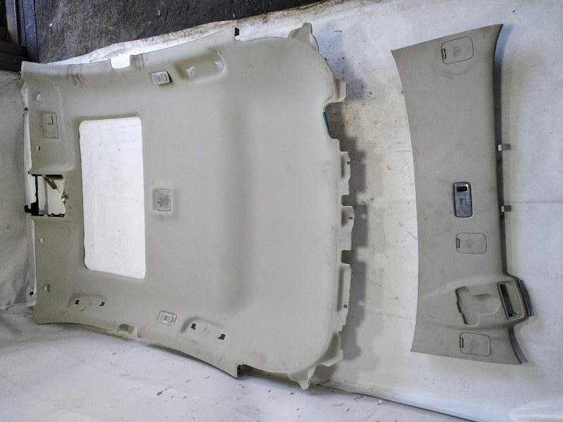Обшивка потолка Infiniti Fx35 S50 VQ35DE 2007