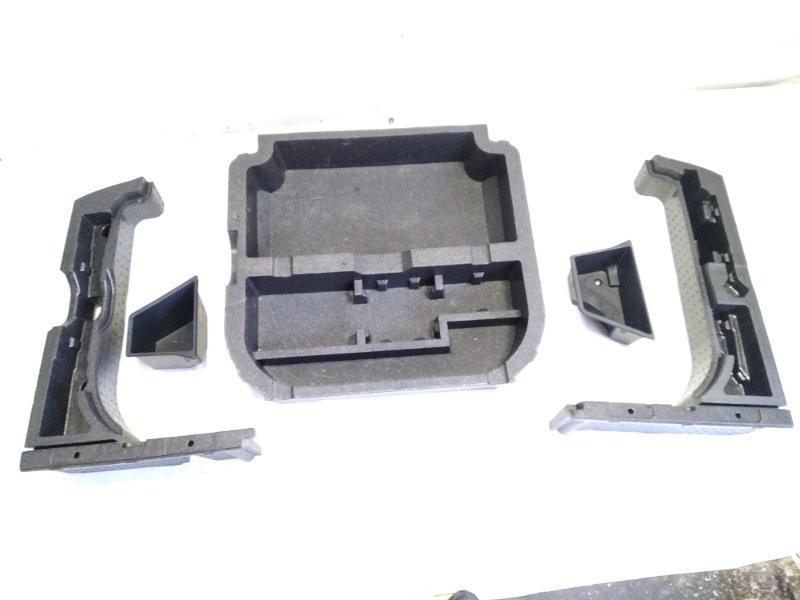 Ванночка в багажник Mitsubishi Rvr GA3W 4B10 2011 задняя