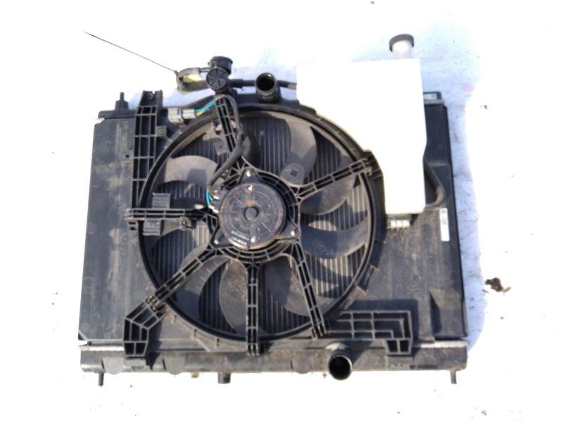 Радиатор основной Nissan Juke YF15 HR15DE 2010