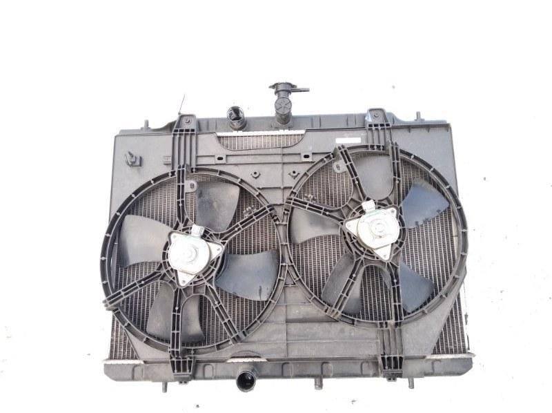 Радиатор основной Nissan Serena HC26 MR20DD 2011
