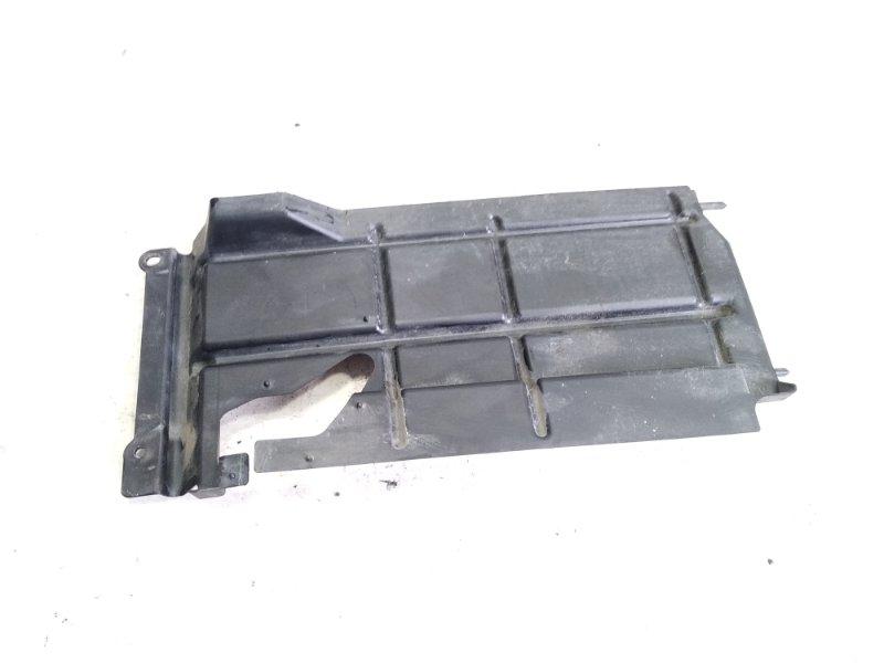 Защита радиатора Toyota Platz NCP12 2NZFE 2004 передняя