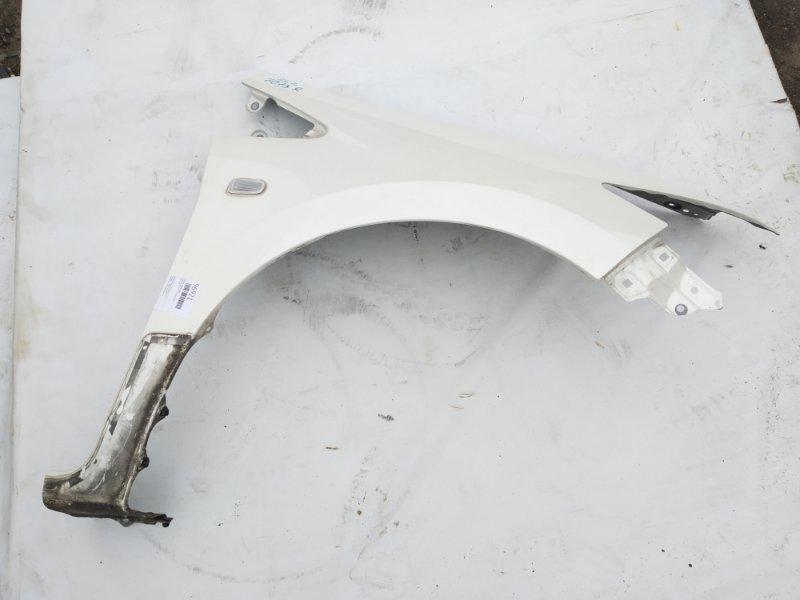 Крыло Honda Insight ZE2 LDA 2009 переднее правое