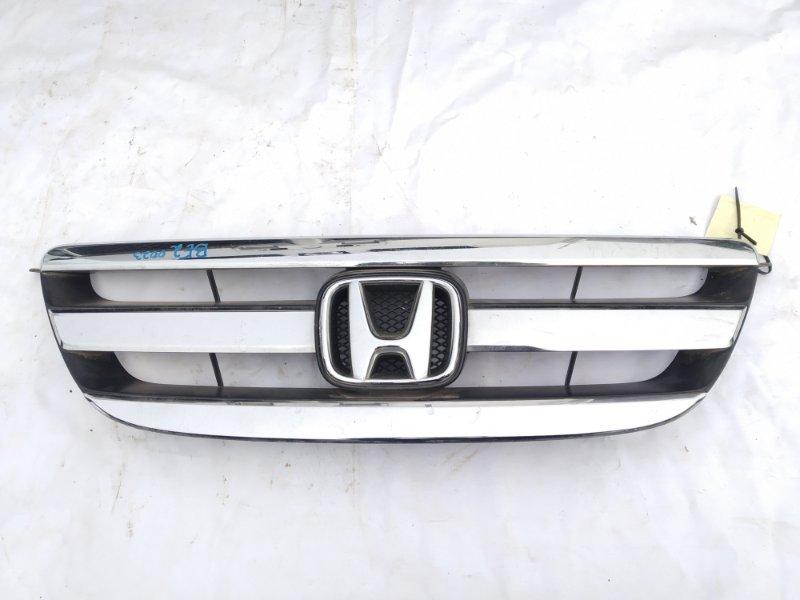Решетка радиатора Honda Edix BE1 D17A 2005