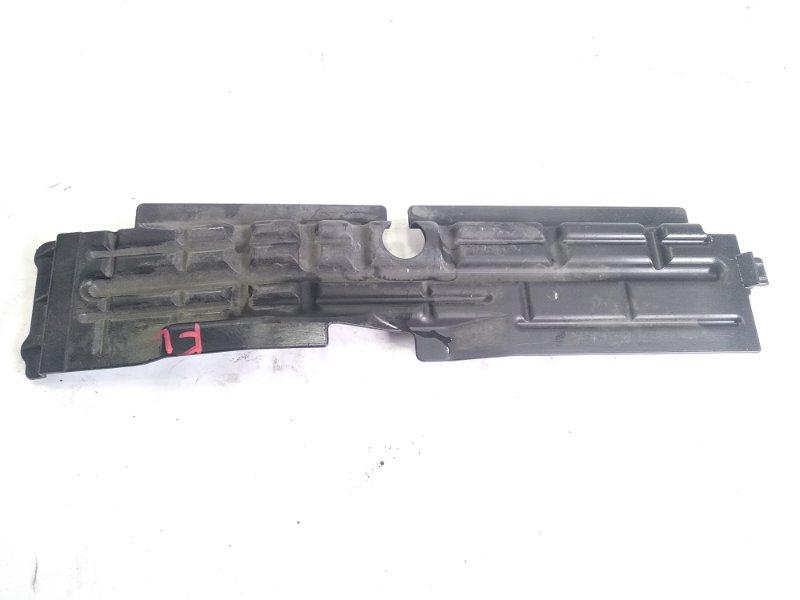 Защита радиатора Toyota Isis ZNM10W 1ZZFE 2009 передняя левая