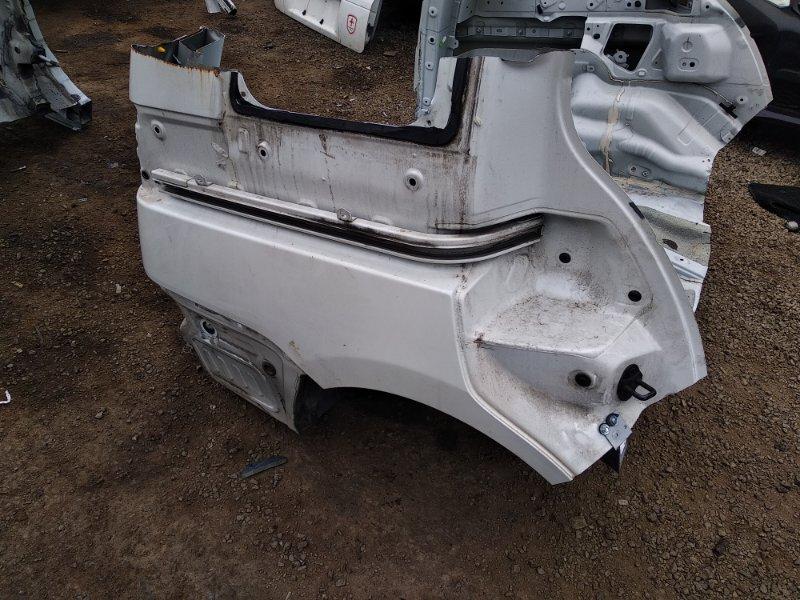 Крыло Toyota Isis ZNM10W 1ZZFE 2009 заднее правое